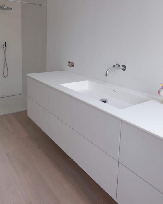 Meubles de salle de bain sur mesure